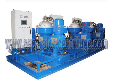 চীন Peony Automatic Full Discharging 3 Phase Centrifugal Fuel Oil Separator সরবরাহকারী