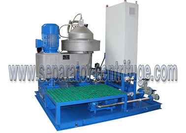 চীন Disc Stack Large Capacity Centrifugal Separator For Waste Oils সরবরাহকারী