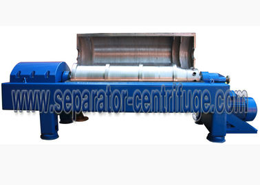 চীন 2 Phase Automatic Continuous Chemical Decanter Centrifuge Solid Bowl Centrifuges সরবরাহকারী