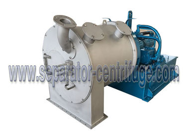 চীন Two Stage Horizontal Continuous Pusher Centrifuge For Snow Salt সরবরাহকারী