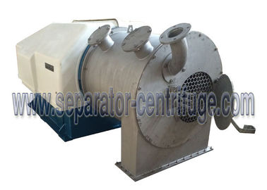 চীন Popular Centrifuge Model PP Duplex Stainless Steel 2 Stage Pusher Sea Salt Centrifuge সরবরাহকারী