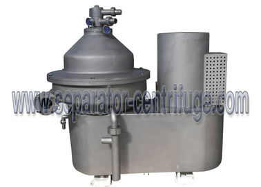 চীন Fully Automatic Discharge Separator Centrifuge For Craft Beer Project সরবরাহকারী