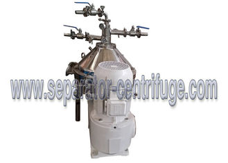 চীন Automatic Continuous Disc Stack 3Phase Coconut Oil Separator Centrifuge সরবরাহকারী