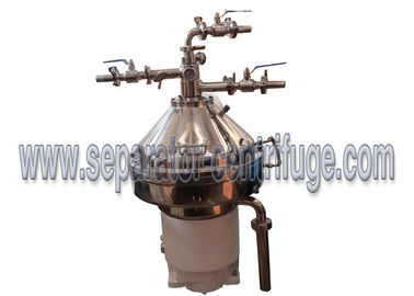 চীন Large Capacity Separator - Centrifuge For Oil Water / Vegetable / Food সরবরাহকারী