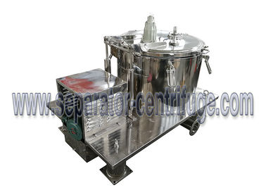 চীন Batch Operate Food Centrifuge PPBL Bag Lifting Soya Meal Centrifuge Basket Centrifuge সরবরাহকারী