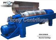 Horizontal 2 Phase Decanter Centrifuge For Calcium Hypochlorite Dewatering