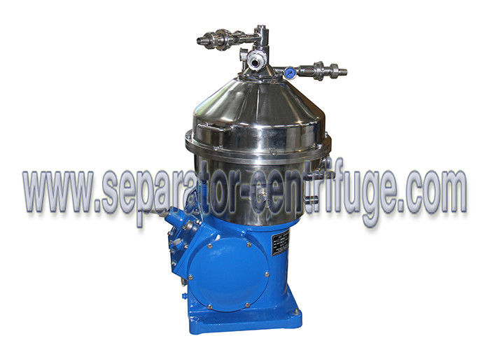 Newly Built Food Grade Continuous Milk Disc Stack Centrifuges