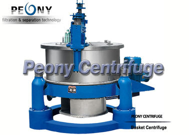 চীন Horizontal Basket Centrifuge Pump / High Efficiency Separator / Scraper Bottom Discharge Centrifuge পরিবেশক