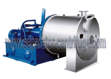 চীন Large Scale Salt Centrifuge Machine Continuous Double Stage Pusher Centrifuge পরিবেশক