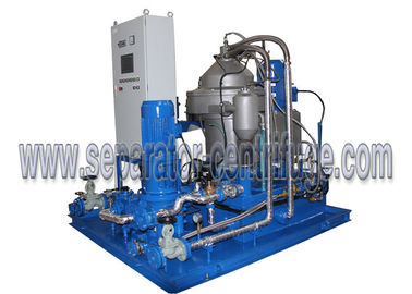 চীন Automatic Centrifugal Separator Fuel Processing System for Power Station পরিবেশক