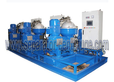 চীন Automatic Continuous Power Plant Equipments HFO Centrifuge Separator পরিবেশক