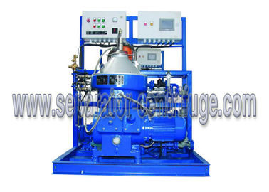 চীন Marine Power Plant Diesel Engine Fuel Oil Handling System Disc Separator 5000 LPH পরিবেশক