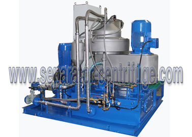 চীন Self Cleaning Fuel Handling Systems / 3 Phase Industrial Centrifuge পরিবেশক
