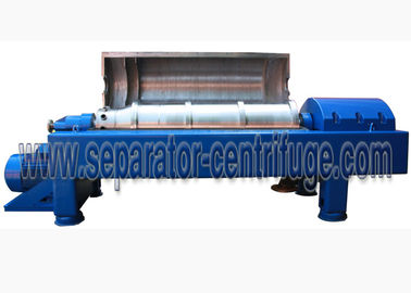 চীন Waste Water Decanter Centrifuges For Steel Factory Sludge Dewatering পরিবেশক