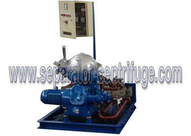 চীন LO Selfcleaning Marine Fuel Oil Handling System Disc Separator for Power Station পরিবেশক