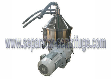 চীন High Efficiency Skim Centrifuge 3 Phase Industrial Centrifuge Milk Cream Separator পরিবেশক