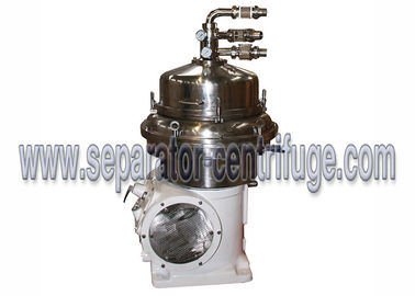 চীন Disc Bowl 3 Phase Centrifuge Machine For Milk Degrease Separator পরিবেশক